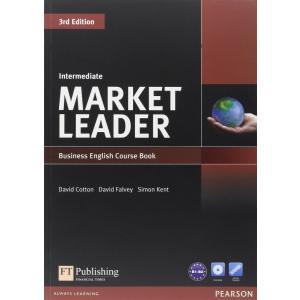 Market Leader Intermediate. Podręcznik + DVD