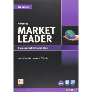 Market Leader Advanced. Podręcznik + DVD