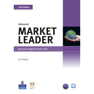 Market Leader Advanced. Practice File + CD