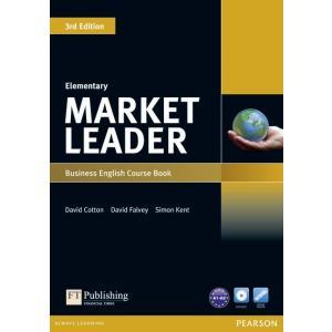 Market Leader Elementary. Podręcznik + DVD
