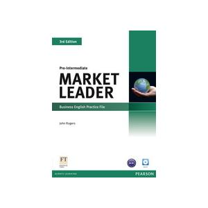 Market Leader Pre-Intermediate.   Practice File + CD
