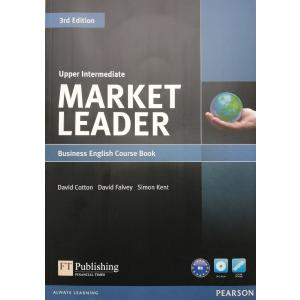 Market Leader Upper Intermediate. Podręcznik + DVD