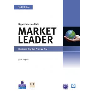 Market Leader Upper Intermediate. Practice File + CD