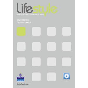 Lifestyle Intermediate.   Książka Nauczyciela + Test Master CD-ROM