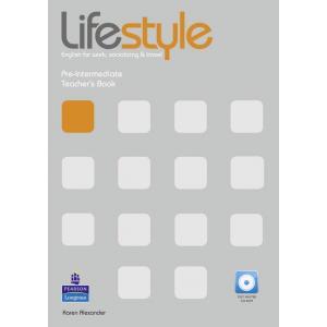 Lifestyle Pre-Intermediate.    Książka Nauczyciela + Test Master CD-ROM