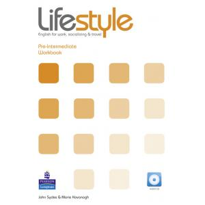 Lifestyle Pre-Intermediate.    Ćwiczenia + CD