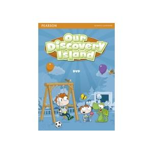 Our Discovery Island Starter-1. DVD
