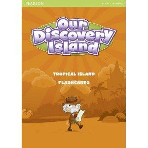 Our Discovery Island 2.    Flashcards