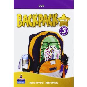 Backpack Gold 5. DVD