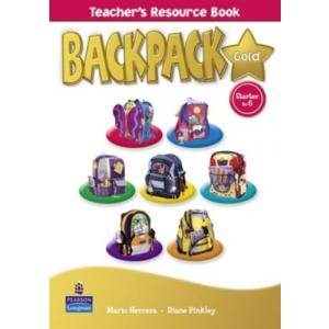 Backpack Gold Starter-6. Teacher's Resource Book