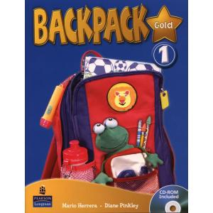 Backpack Gold 1.   Podręcznik + CD-ROM