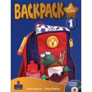 Backpack Gold 1.   Podręcznik + CD-ROM