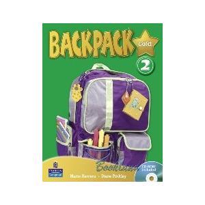 Backpack Gold 2.    Podręcznik + CD-ROM