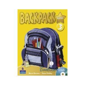 Backpack Gold 3.    Podręcznik + CD-ROM