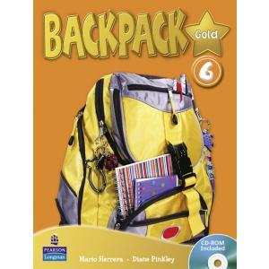 Backpack Gold 6.    Podręcznik + CD-ROM