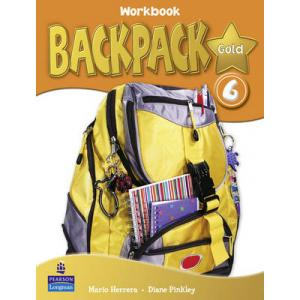 Backpack Gold 6.    Ćwiczenia + CD