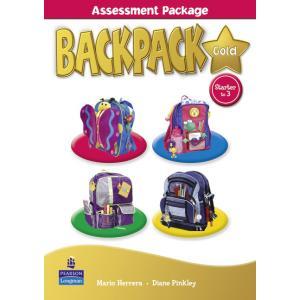Backpack Gold Starter 3. Assessment Book + Multi-ROM
