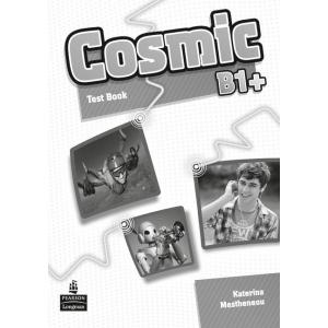Cosmic B1+. Test Book