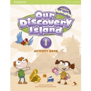 Our Discovery Island GL 1 AB + CD-ROM