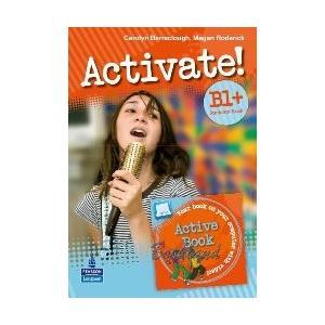 Activate! B1+.   Podręcznik + Active Book