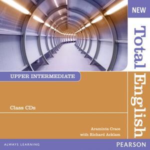 New Total English Upper Intermediate. CD do Podręcznika