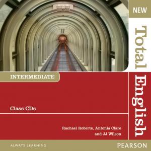 New Total English Intermediate. CD do Podręcznika