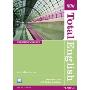New Total English Pre-Intermediate. Oprogramowanie Tablicy Interaktywnej