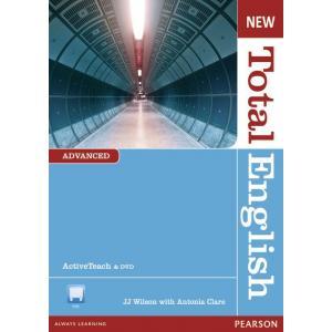 New Total English Advanced. Oprogramowanie Tablicy Interaktywnej