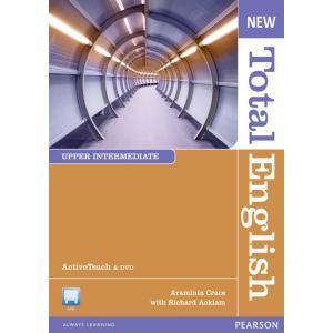 New Total English Upper-Intermediate. Oprogramowanie Tablicy Interaktywnej