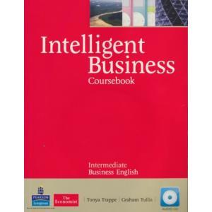 Intelligent Business Intermediate. Podręcznik + CD