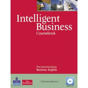 Intelligent Business Pre-Intermediate. Podręcznik + CD