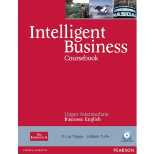 Intelligent Business Upper Intermediate. Podręcznik + CD