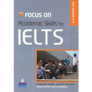 Focus on Academic Skills For IELTS.   Książka + CD