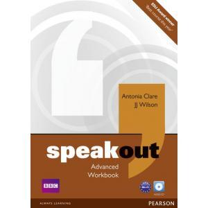Speakout Advanced. Ćwiczenia bez Klucza + CD