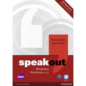 Speakout Elementary.    Ćwiczenia z Kluczem + CD