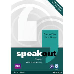 Speakout Starter.   Ćwiczenia z Kluczem + CD