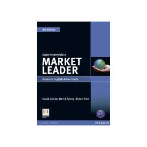 Market Leader Upper Intermediate. Oprogramowanie Tablicy Interaktywnej
