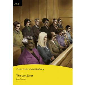 The Last Juror + CD-ROM. Pearson English Active Readers