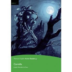 The Carmilla + MP3. Pearson English Active Readers