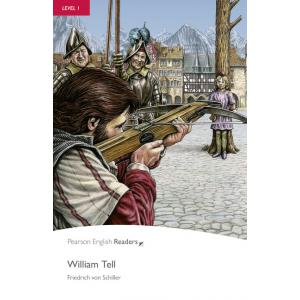 William Tell + MP3. Pearson English Readers