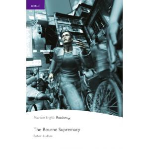 The Bourne Supremacy + MP3. Pearson English Readers