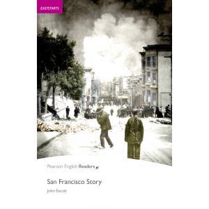 San Francisco Story + CD. Pearson English Readers