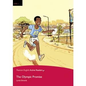 The Olympic Promise + MP3. Pearson English Active Reading