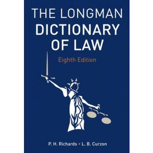 The Longman Dictionary of Law