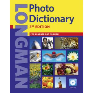 Longman Photo Dictionary 3rd Edition   + CD