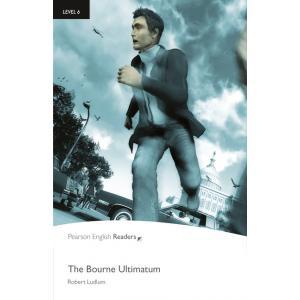 The Bourne Ultimatum (Ultimatum Bourne'a) + MP3. Pearson English Readers