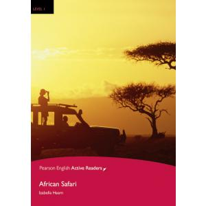 African Safari + MP3. Pearson English Active Reading