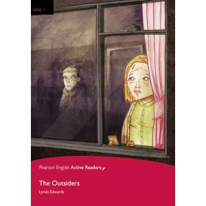 The Outsiders + CD. Pearson English Active Readers