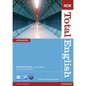 New Total English Advanced.    Podręcznik + Active Book