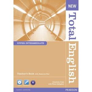 New Total English Upper Intermediate. Książka Nauczyciela + Teacher's Resource Disc